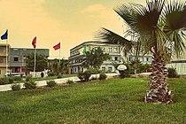 Rond point principal El Bayadh centre ville.jpg