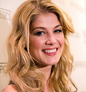 Rosamund Pike - Pike in 2011