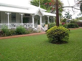 Mysterton, Queensland - Image: Rosebank (2015)