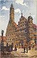 Rothenburg o d Tauber, Rathaus m. Marktplatz. 658B (NBY 418678).jpg