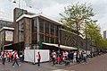 Rotterdam, café Beurs aan de Kruiskade voor de kampioenswedstrijd IMG 6723 2017-05-14 12.50.jpg