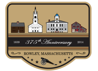 Rowley, Massachusetts - Rowley, Massachusetts celebrated its 375th anniversary in 2014
