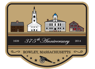 Rowley, Massachusetts is currently celebrating its 375th Anniversary
