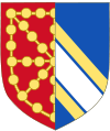 Royal Coat of Arms of Navarre (1234 1259-1284).svg