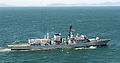 Royal Navy Type 23 frigate HMS Kent MOD 45151430.jpg