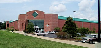 Murray State Racers men's basketball - CFSB Center