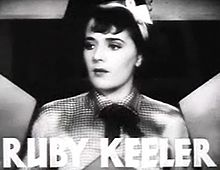Ruby Keeler in Dames trailer.jpg