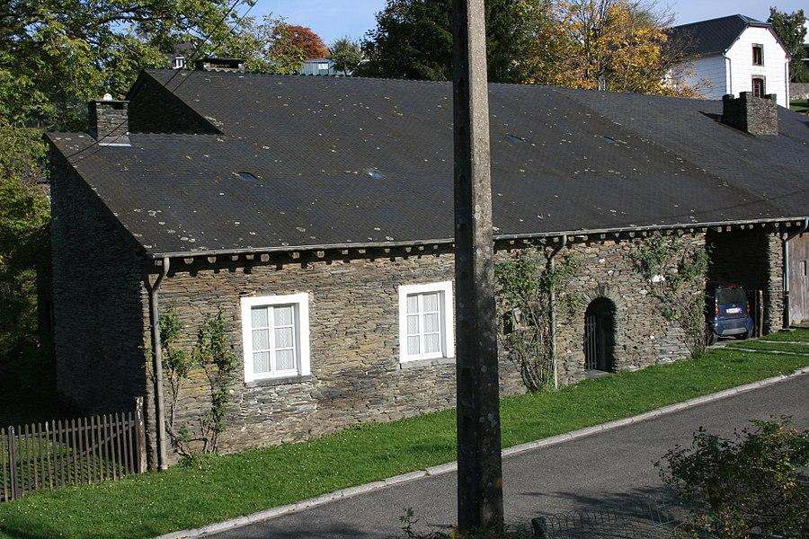 Immeuble sis rue de la Semois 28 (actuellement Ferme, rue de la Semois, n° 4)