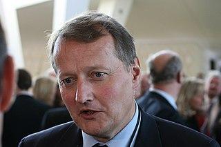 Rune Bjerke Norwegian business leader and politician