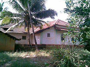 Salcete - Environs typical of houses in rural Salcete