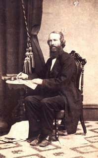 Russell Thacher Trall American writer (1812-1877)