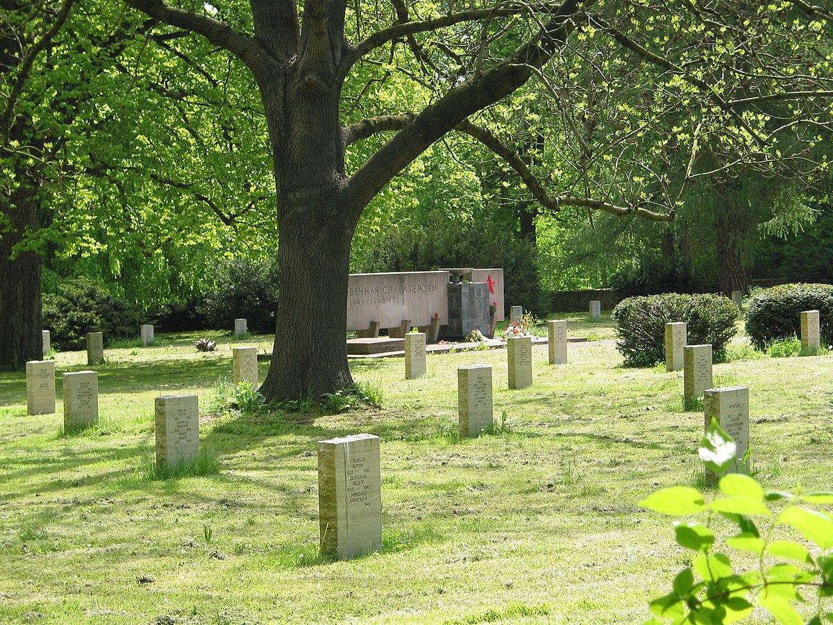 russische militaire begraafplaats in weimar wikipedia. Black Bedroom Furniture Sets. Home Design Ideas