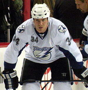 Ryan Craig - With the Lightning in 2009.