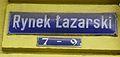 Rynek Lazarski 7 9 Poznan.JPG