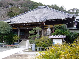 Ansei Treaties - The Ryōsen-ji Temple in Shimoda, where the US-Japan Treaty of Amity and Commerce, the first of the Ansei Treaties, was signed in July 1858.
