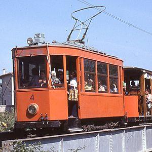 Tranvía de Sóller - Image: Sóller№4(1979)