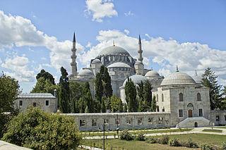 Süleymaniye Mosque Mosque and religious complex in Istanbul, Turkey