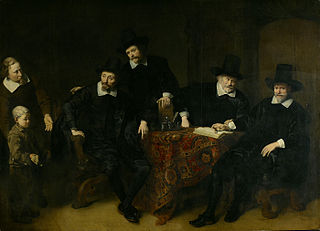 The Regents of the Leper colony in Amsterdam in 1649