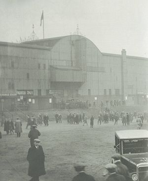 History of Newcastle United F.C. - St James' Park, 1930
