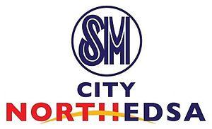 SM City North EDSA - Image: SM North EDSA accurate logo