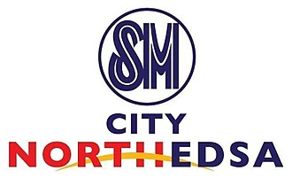 SM City North EDSA - Image: SM North EDSA accurate logo