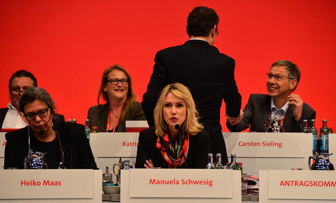 SPD Bundesparteitag Leipzig 2013 by Moritz Kosinsky 004.jpg