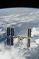 STS-124 International Space Station seen from Space Shuttle Discovery.jpg