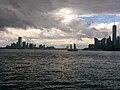Sailing ship passing through New York Bay 3.jpg