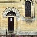 Saint-Cyr-de-Salerne église entrée latérale.jpg