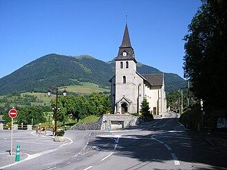 Saint-Jean-de-Tholome - The church of Saint-Jean-de-Tholome