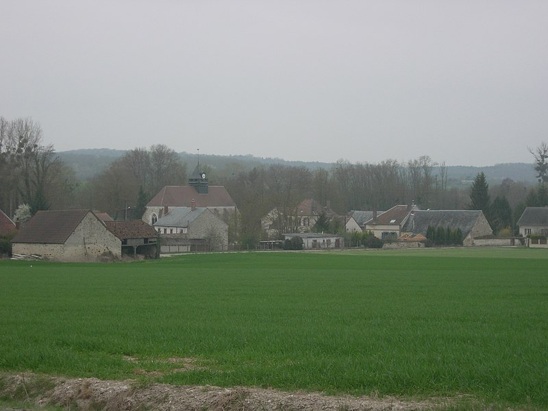 Saint-Loup-de-Buffigny