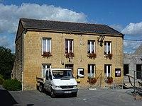 Saint-Marcel (Ardennes) mairie.JPG