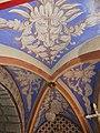 Saint-Merd-la-Breuille église collatéral sud chapelle plafond.jpg