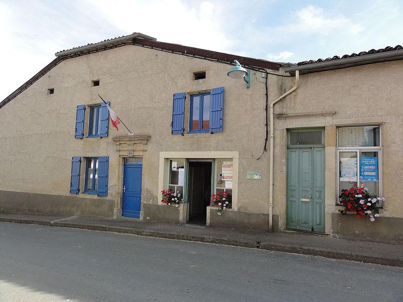 Saint-Pierrevillers (Meuse) mairie