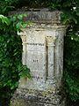 Saint-Sauveur (Dordogne) croix Térondel support.JPG