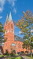 Saint Andrew Bobola church in Swiecie 04.jpg