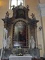 Saint Catherine Church. Saint Anthony of Padua altar. -Budapest.JPG
