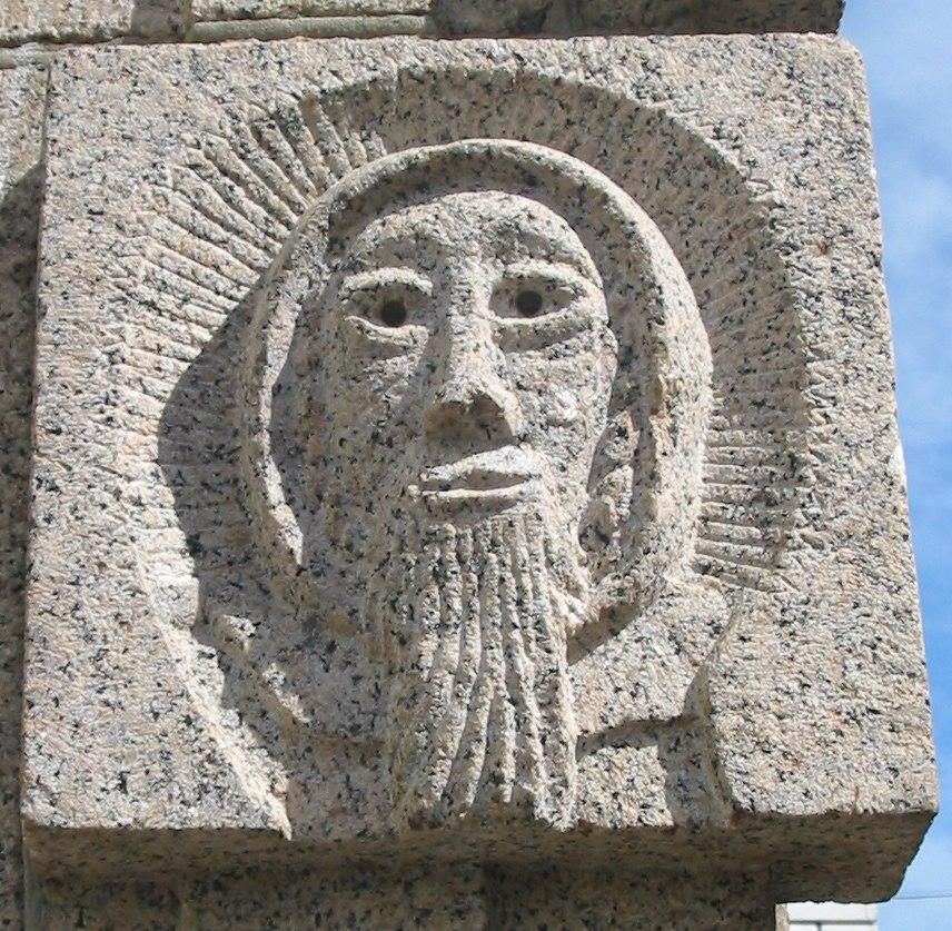 Saint Helier sculpture