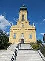 Saint Margaret of Hungary church (1938), Veszprém, 2016 Hungary.jpg