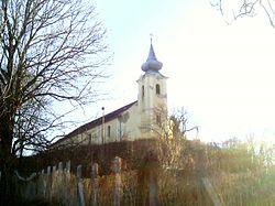 Saint Stephen Church in Kisterenye.jpg