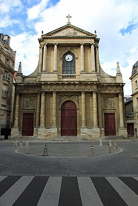 Image illustrative de l'article Église Saint-Thomas-d'Aquin de Paris