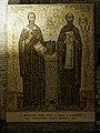 Saints Cyril and Methodius mosaic in San Clemente.jpg