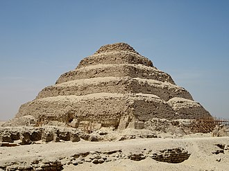 Imhotep - Pyramid of Djoser