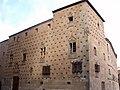 Salamanca - Casa de las Conchas 04.jpg