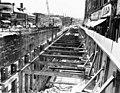 Salem Tunnel extension (2), June 1957.jpg