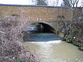 Salmon's Brook, A110 road bridge - geograph.org.uk - 662699.jpg