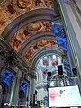 Salzburg Cathedral (Inside) - Mozart Baptized place 1. - Mozart-Complexes World under Water (Modernist View).jpg