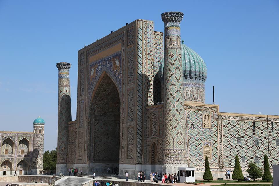Samarkand city sights12