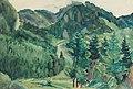 Samuel Finkelstein - Mountain landscape 1925.jpg