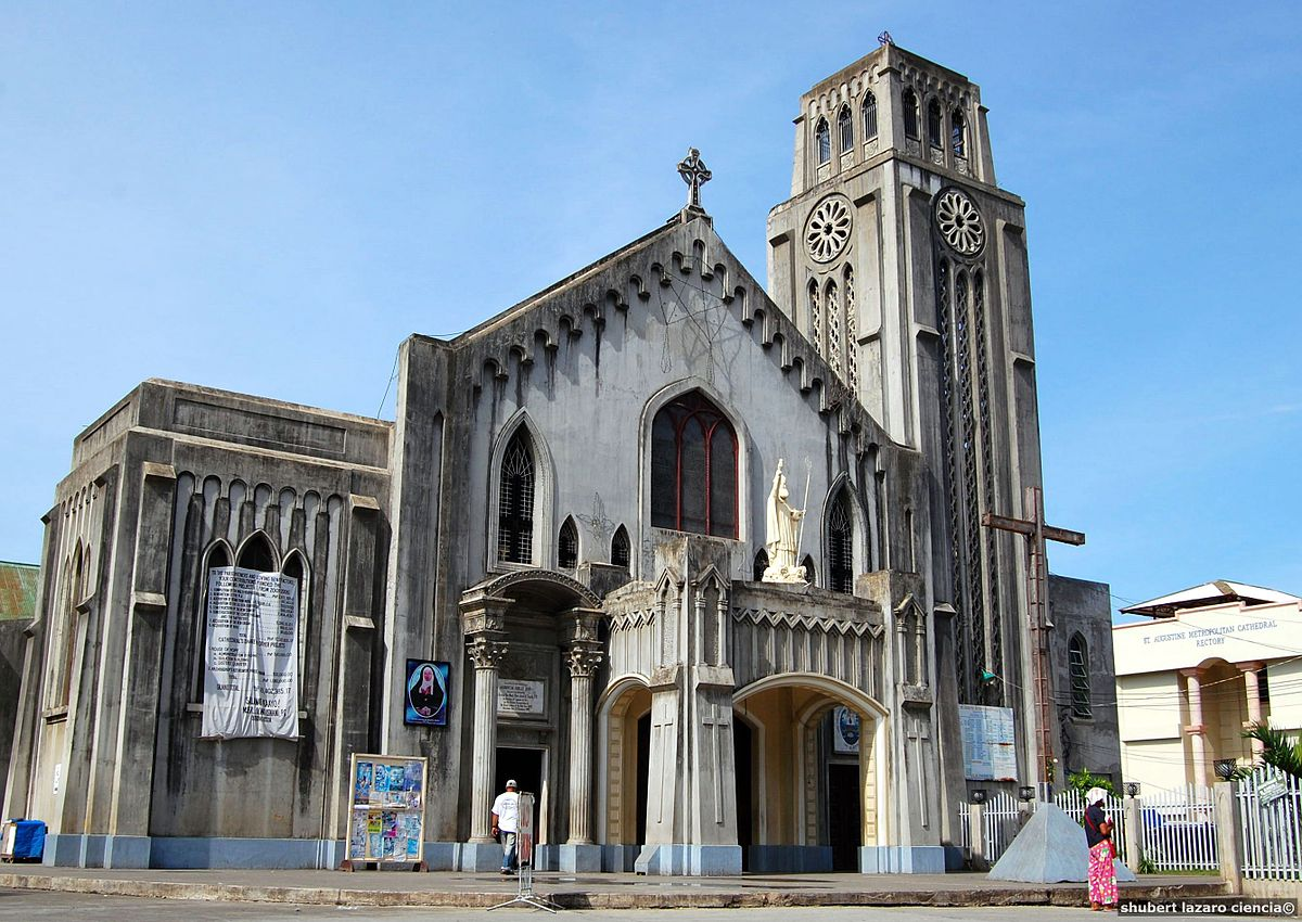 Roman Catholic Archdiocese of Cagayan de Oro - Wikipedia